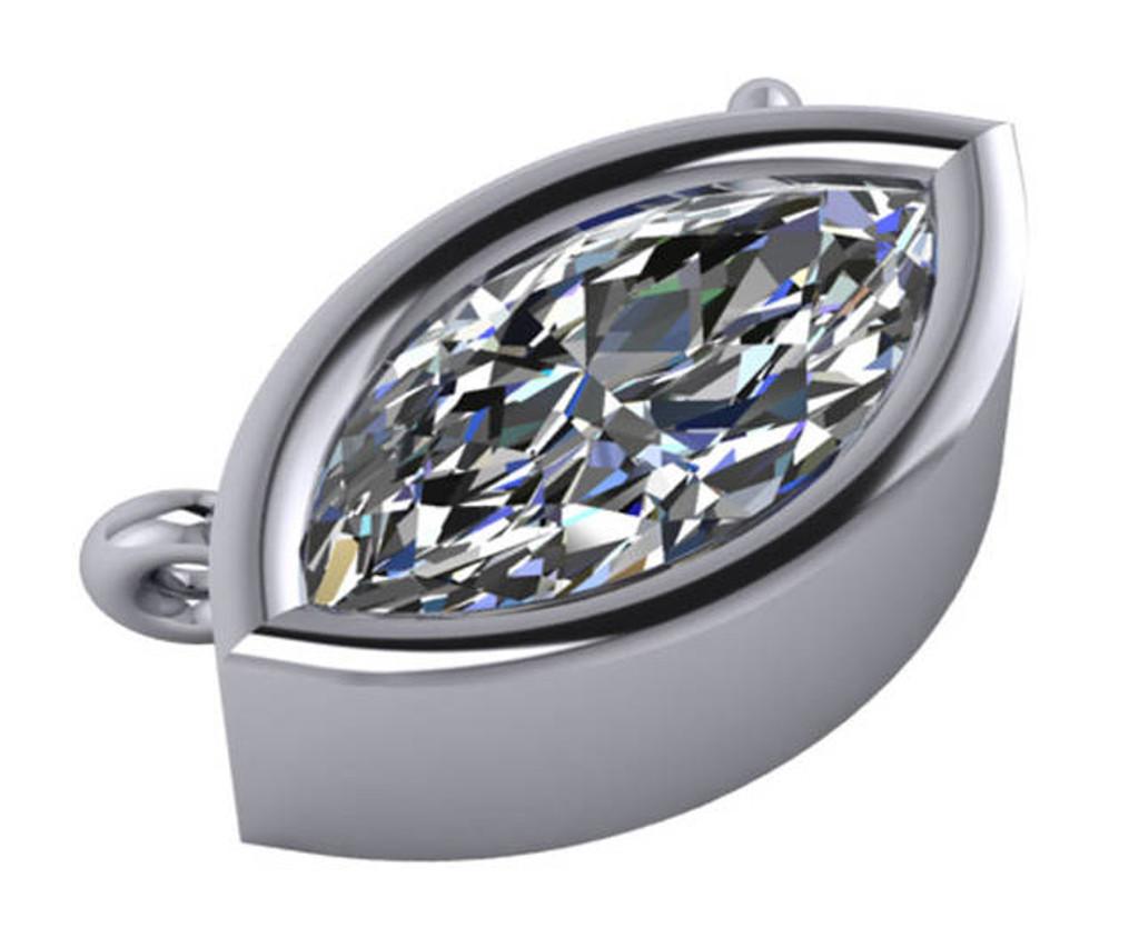 Highest Quality Cubic Zirconia Pendant