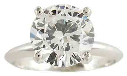 Beautiful 4 Prong Setting