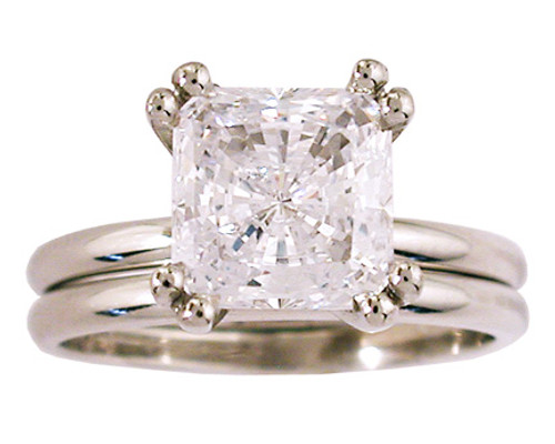 Hand Cut & Polished Cubic Zirconia
