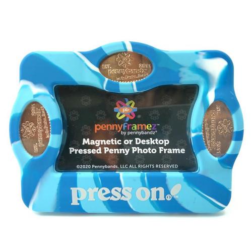 Pennyframez, Penny Bands, Penny Bandz, Copper Penny, Pressed Penny, Custom Pressed Penny, Custom Penny, Souvenir Pennies, The Penny Depot