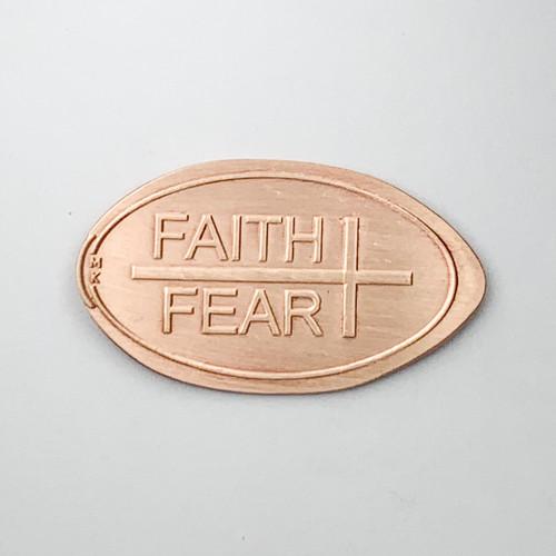 FAITH over FEAR - The Penny Depot