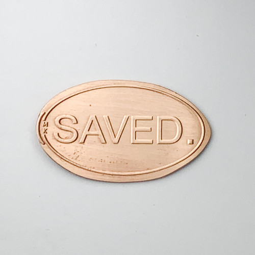 SAVED. - The Penny Depot