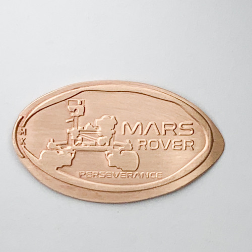 MARS - Rover Perseverance