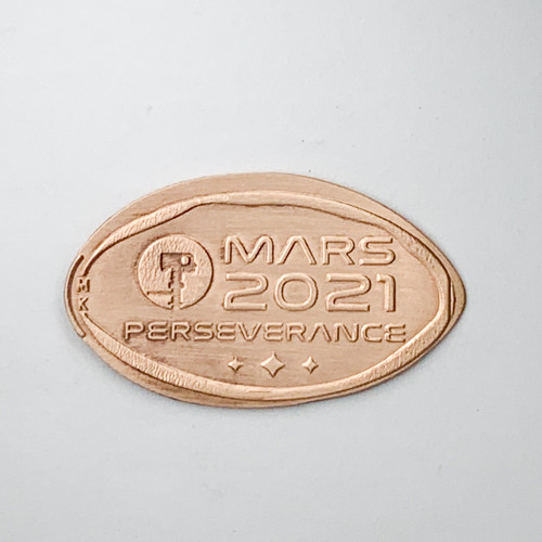 MARS Landing 2021 - Rover Perseverance - The Penny Depot