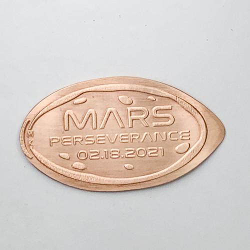 MARS Landing 2021 - MARS Perseverance 02.18.2021 - The Penny Depot