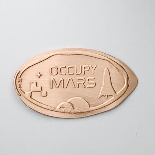 MARS Landing 2021  Occupy Mars - The Penny Depot