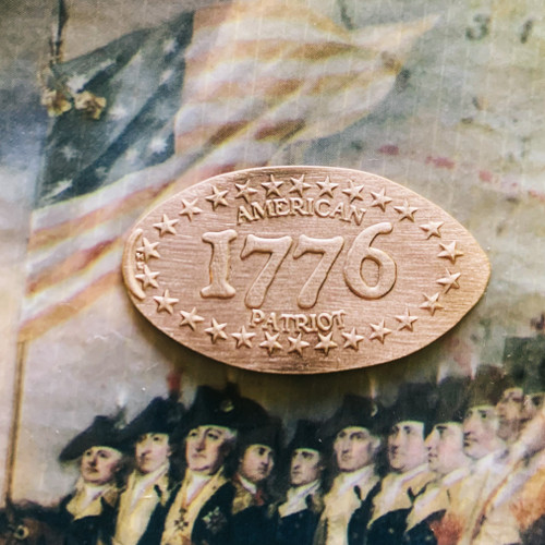 American Patriot 1776 - The Penny Depot