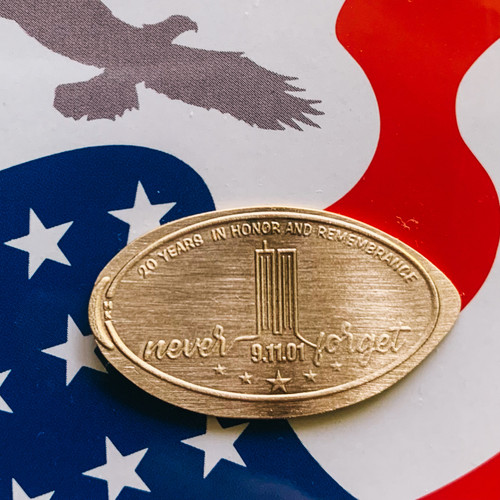 Never Forget 9-11-2001 - The Penny Depot