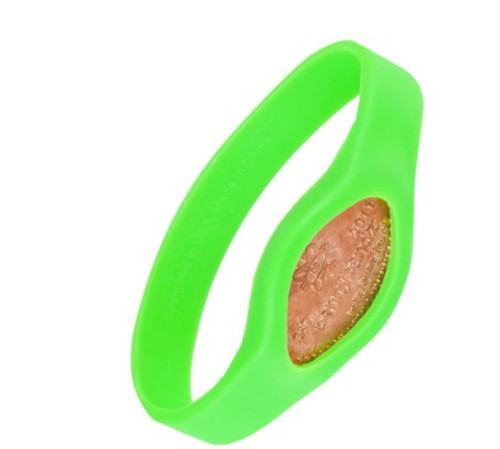 Mother Nature Green Pennybandz Bracelet, Penny Bands, Penny Bandz, Copper Penny, Pressed Penny, Custom Pressed Penny, Custom Penny, Souvenir Pennies, The Penny Depot