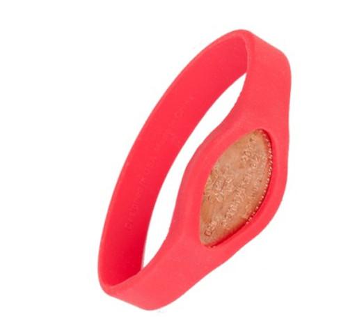 Red Pennybandz Bracelet, Penny Bands, Penny Bandz, Copper Penny, Pressed Penny, Custom Pressed Penny, Custom Penny, Souvenir Pennies, The Penny Depot