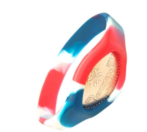 American Pride Pennybandz Bracelet, Penny Bands, Penny Bandz, Copper Penny, Pressed Penny, Custom Pressed Penny, Custom Penny, Souvenir Pennies, The Penny Depot