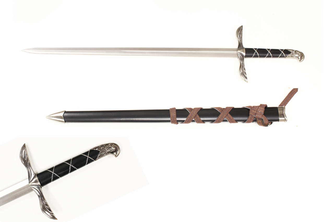 Assassin S Creed Altair Sword W Leather Baldric