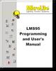 MicroLite LMS95 and MicroLite XP Programming Manual