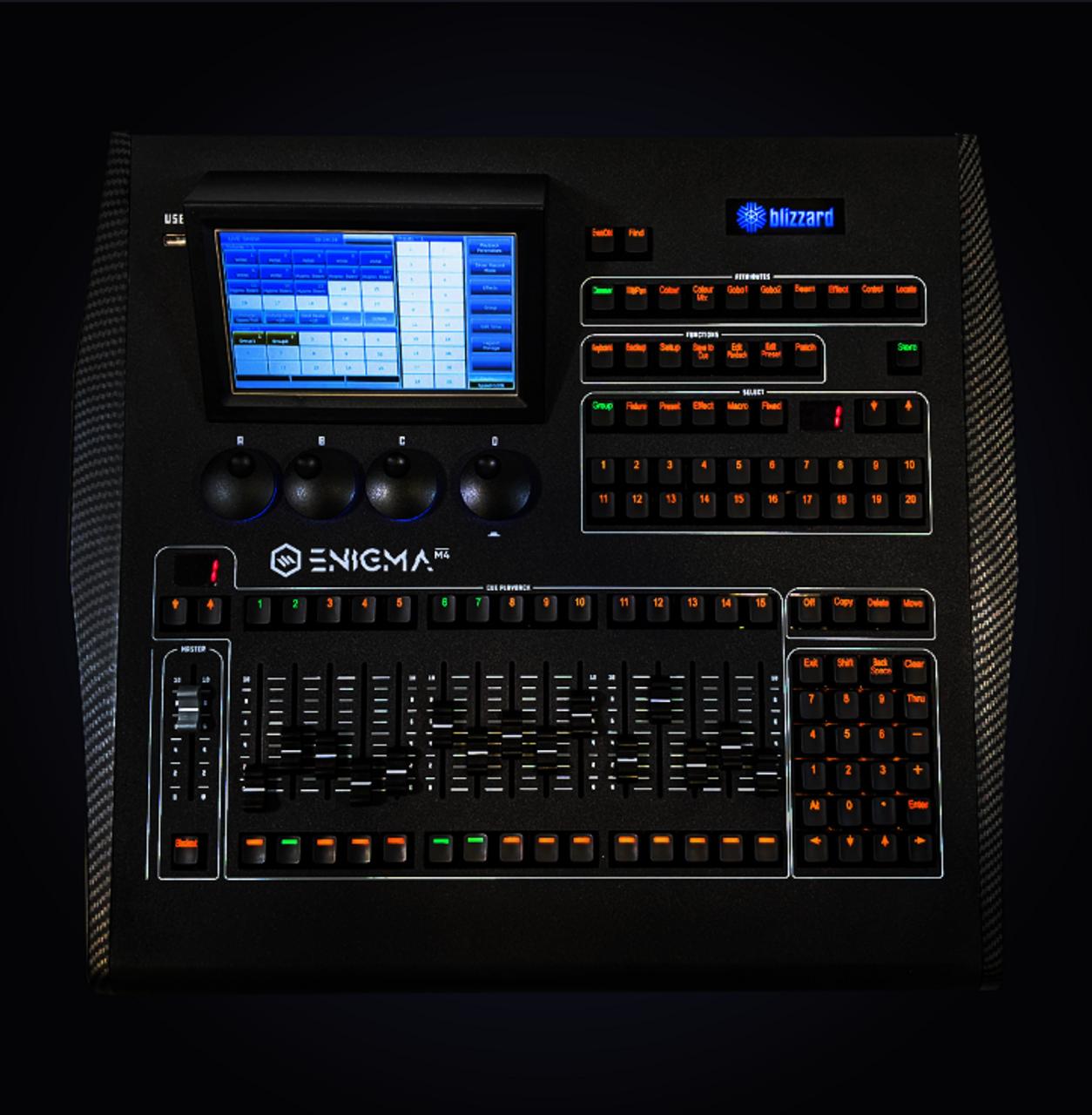 Blizzard ENIGMA M20 Lighting Console