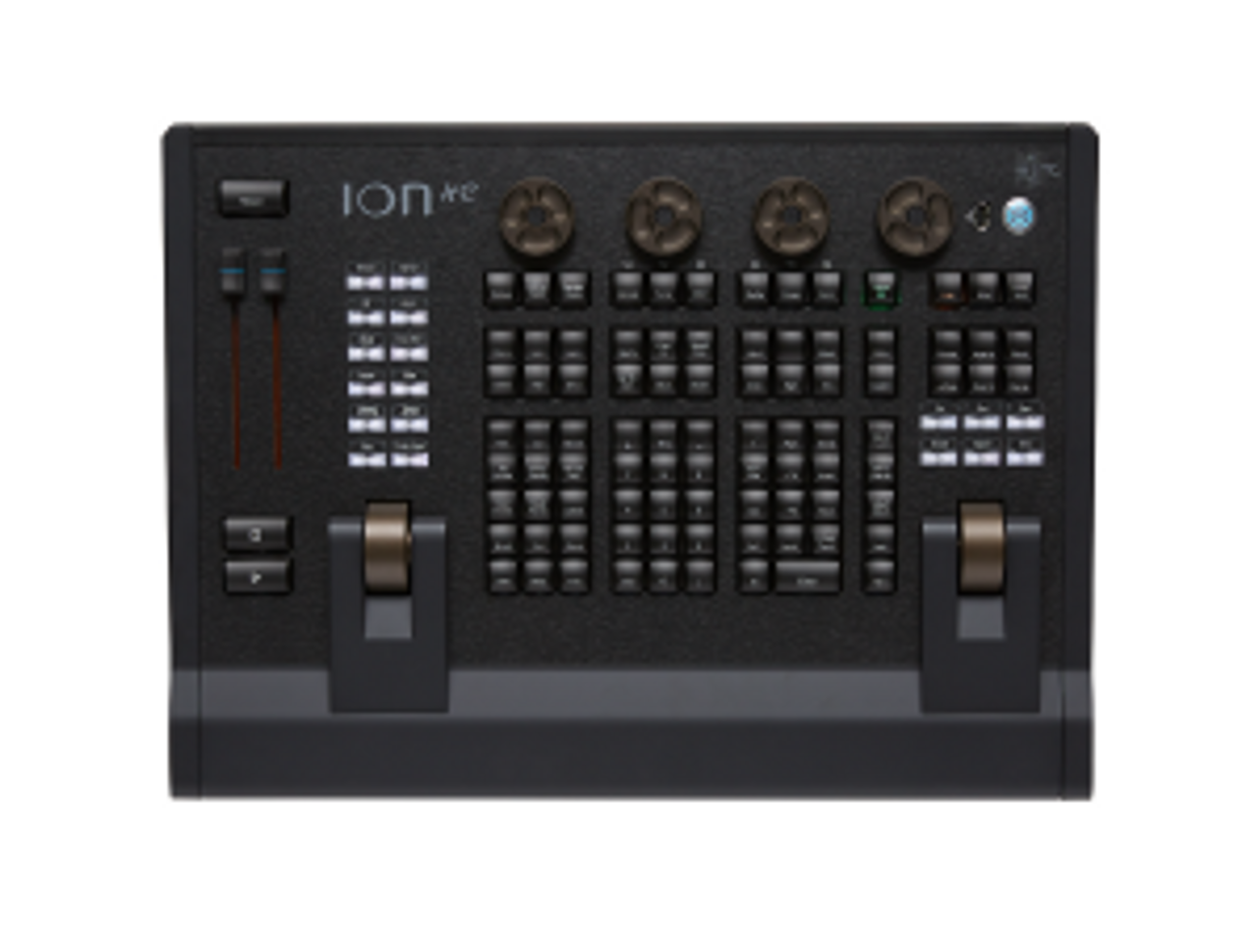 ETC ION Xe 2k lighting console with 2,048 outputs