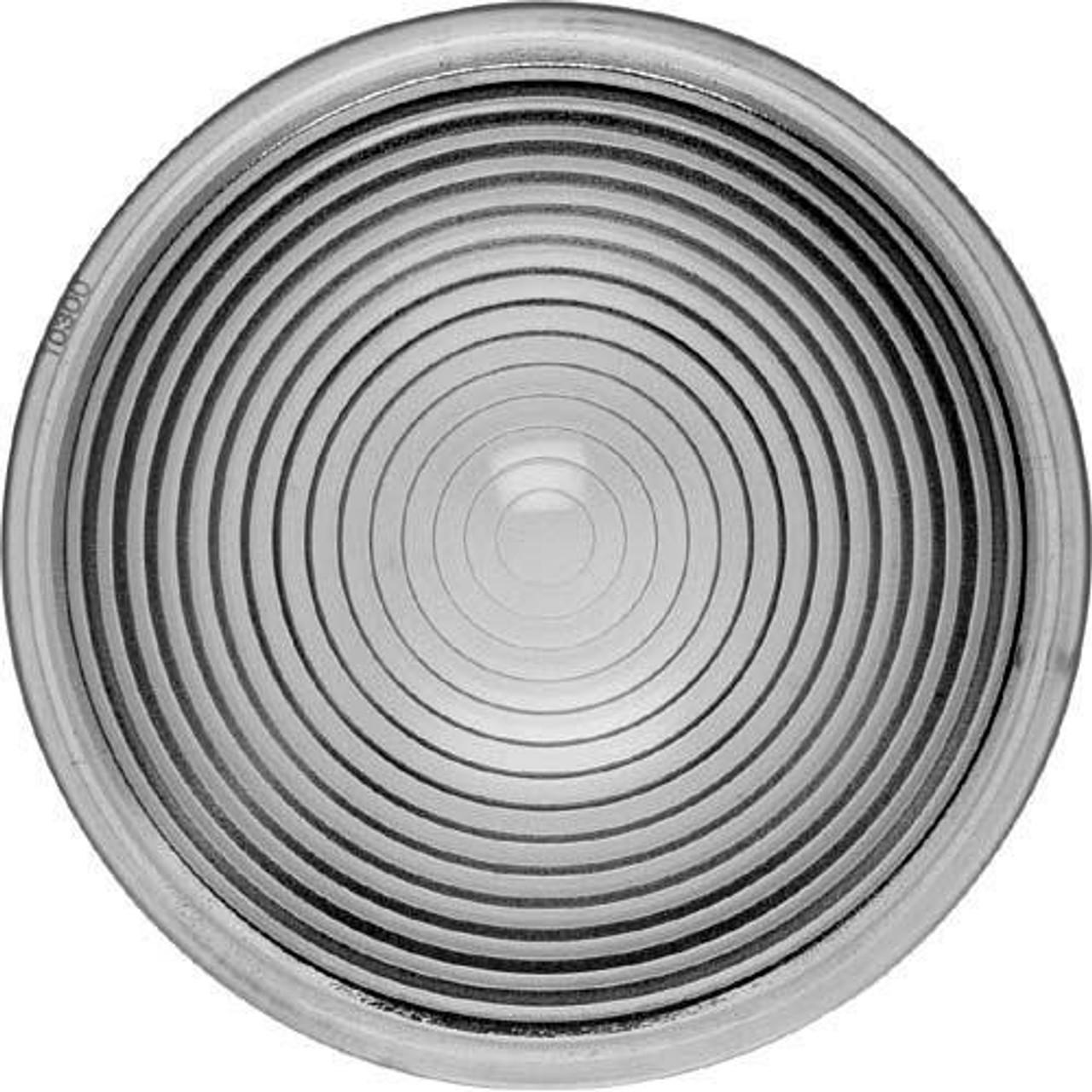 "Leviton 8"" fresnel glass lense"