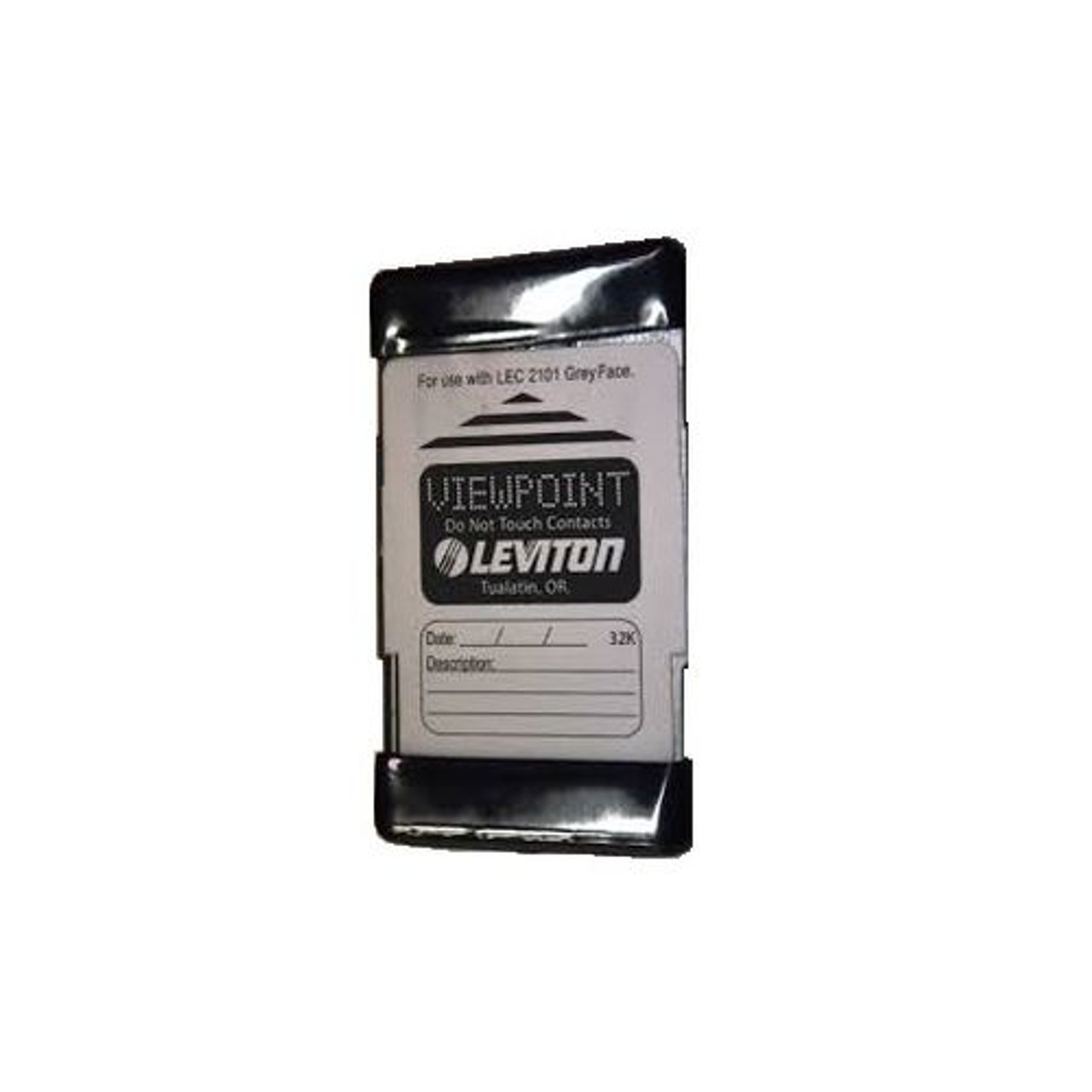 Leviton Colortran EEprom Memory Card