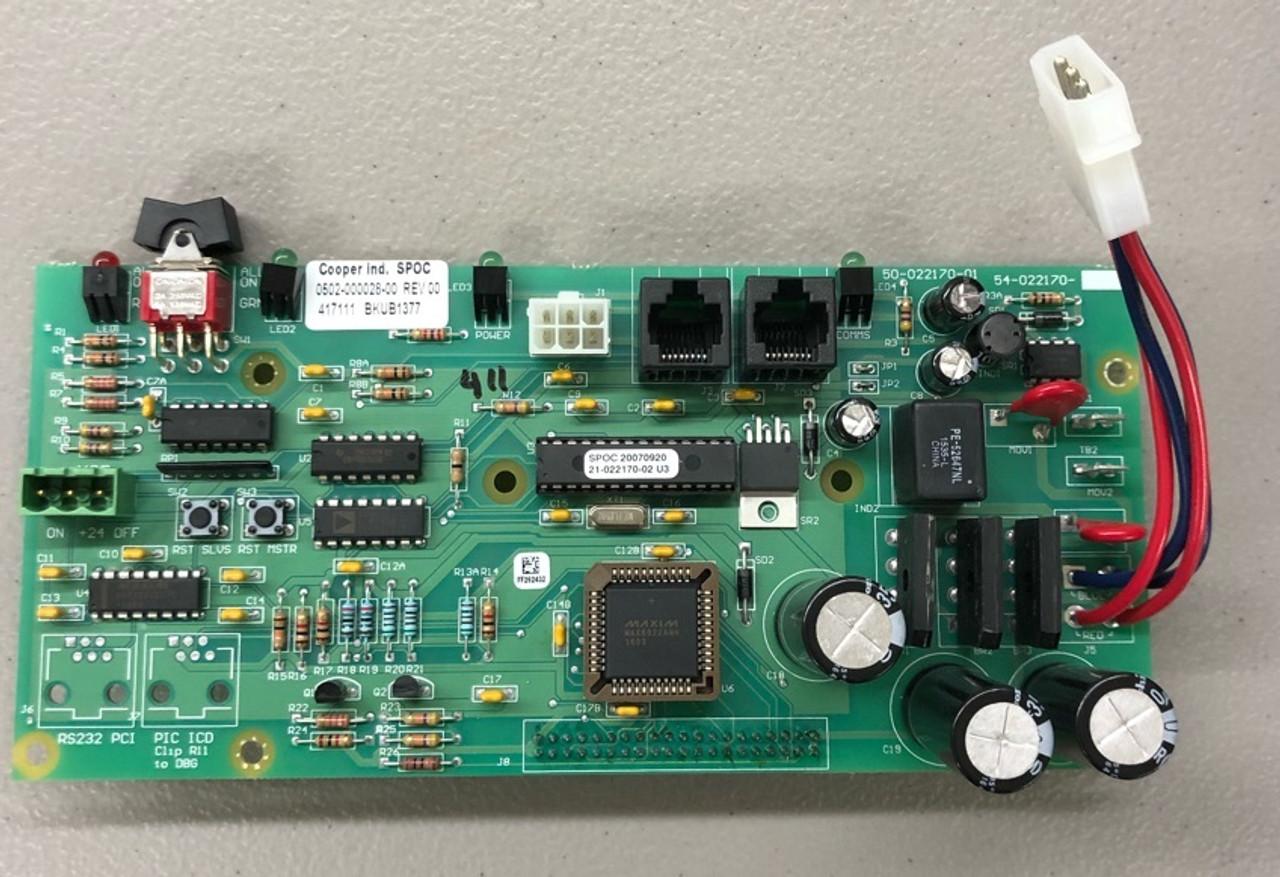 PCI SPOC