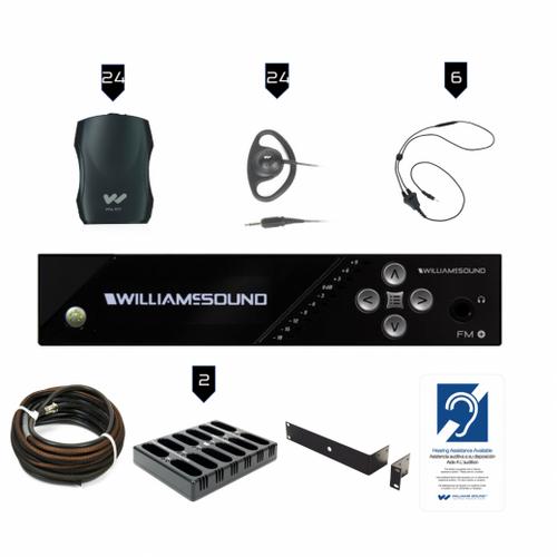 Williams Sound FM 557-24 PRO