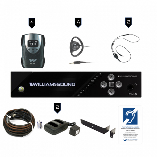 Williams Sound FM 558 PRO