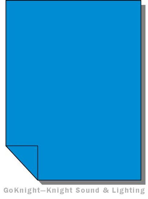 """Lee Filters Lighting Gel Roll 722 Bray Blue (Lee 722 roll (2""""))"""