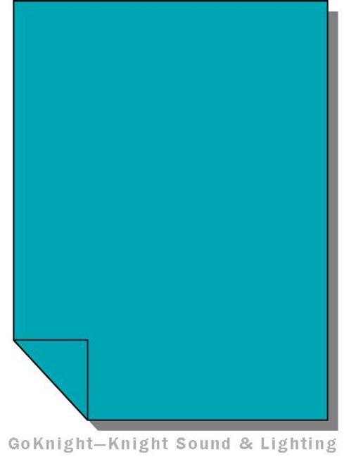 "Lee Filters Lighting Gel Roll 727 QFD Blue (Lee 727 roll (2""))"