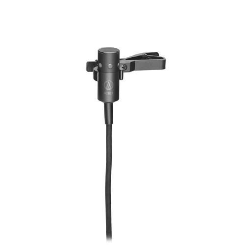 Audio-Technica AT831b mini instrument/lav mic w phantom