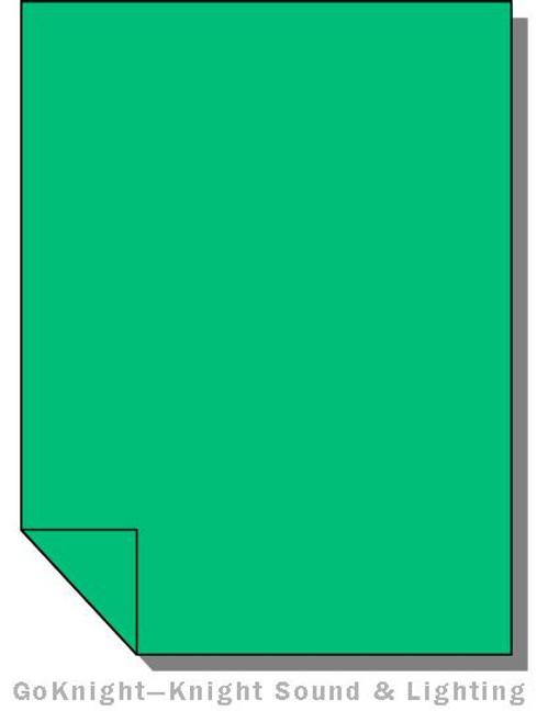 "Lee Filters Lighting Gel Roll 735 Velvet Green (Lee 735 roll (2""))"