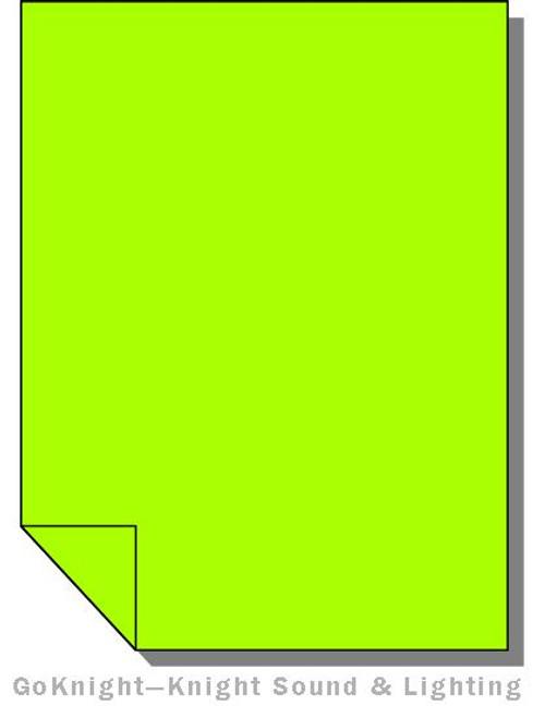 """Lee Filters Lighting Gel Roll 738 Jas Green (Lee 738 roll (2""""))"""