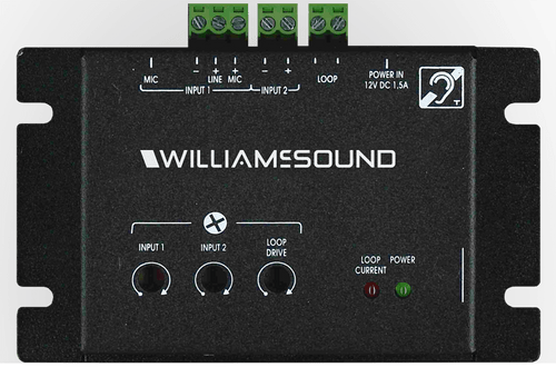Williams Sound DL102 SY1 Counter Loop System