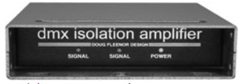 Doug Fleenor Design 121D-RJ-ESTA