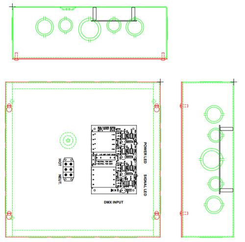 Doug Fleenor Design 123-JBOX