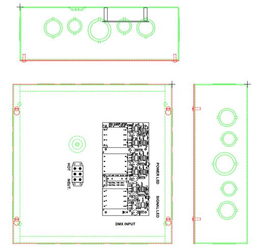 Doug Fleenor Design 125-JBOX