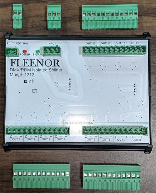 Doug Fleenor Design 1212-DIN