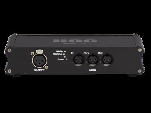 USB MIDI/LTC Widget