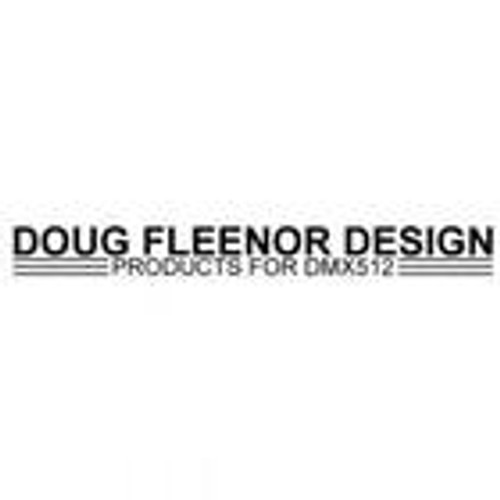 Doug Fleenor Design E8ANL-DIN-JBOX