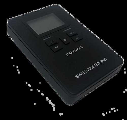 Williams Sound Digi-Wave Receiver 400 Version For Use with DLT 400 or DLT 300 Transceiver (DLR 400 ALK)