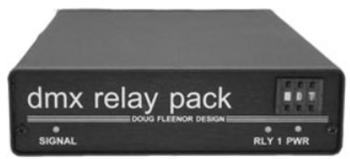 Doug Fleenor Design DMX6REL1A