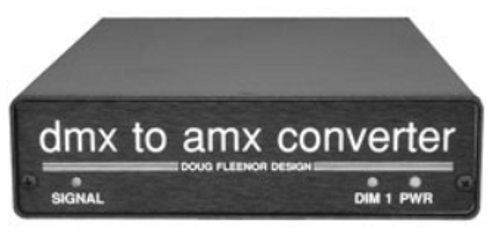 Doug Fleenor Design DMX1AMXE