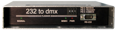 Doug Fleenor Design 2322DMX-5