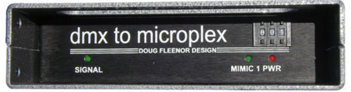 Doug Fleenor Design DMX2MPX