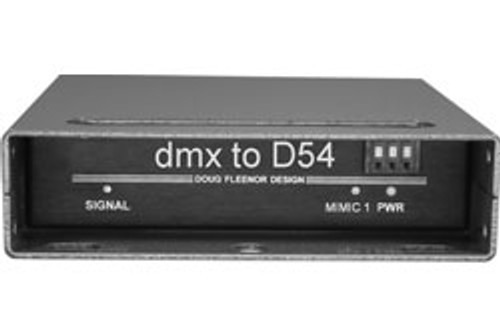 Doug Fleenor Design DMX2D54