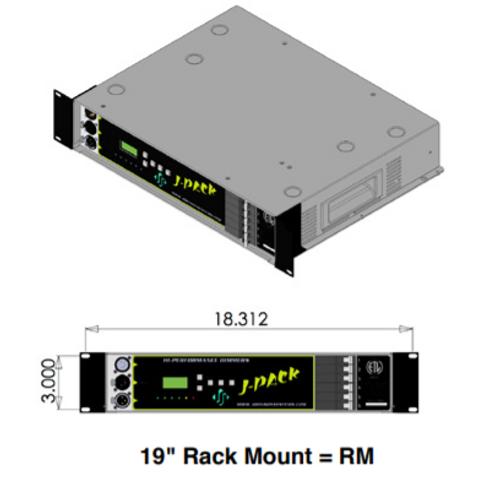 Johnson Systems DP-120/240RC-ED-RM