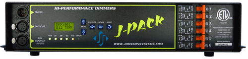 Johnson Systems DP-120/208-ED-XX