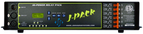 Johnson Systems RP-120/208-ED-XX