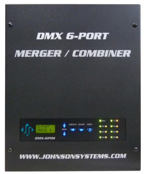 Johnson Systems DMX-6PIM