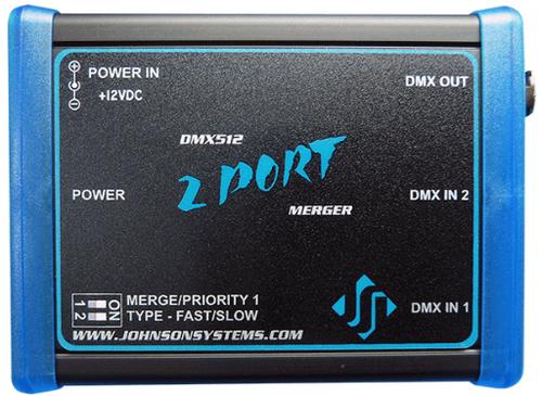 Johnson Systems DMX-2PM
