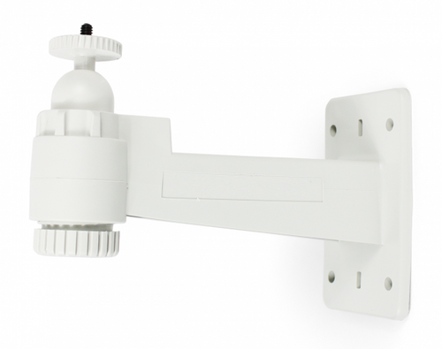 Williams Sound BKT 031  White Wall Plate Mount for use with WIR TX9 DC Emitter, WIR TX90 DC and IR T2 Transmitters (BKT 031)