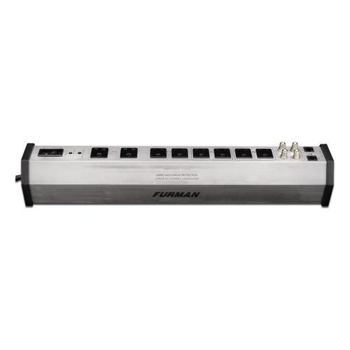 Furman Sound 15A 8 Outlet Surge Suppressor w/SMP, LiFT, EVS and 2 Filtered Banks PST-8 DIG