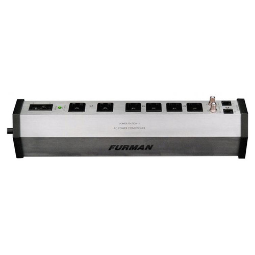 Furman Sound 15A 6 Outlet Surge Suppressor Strip PST-6